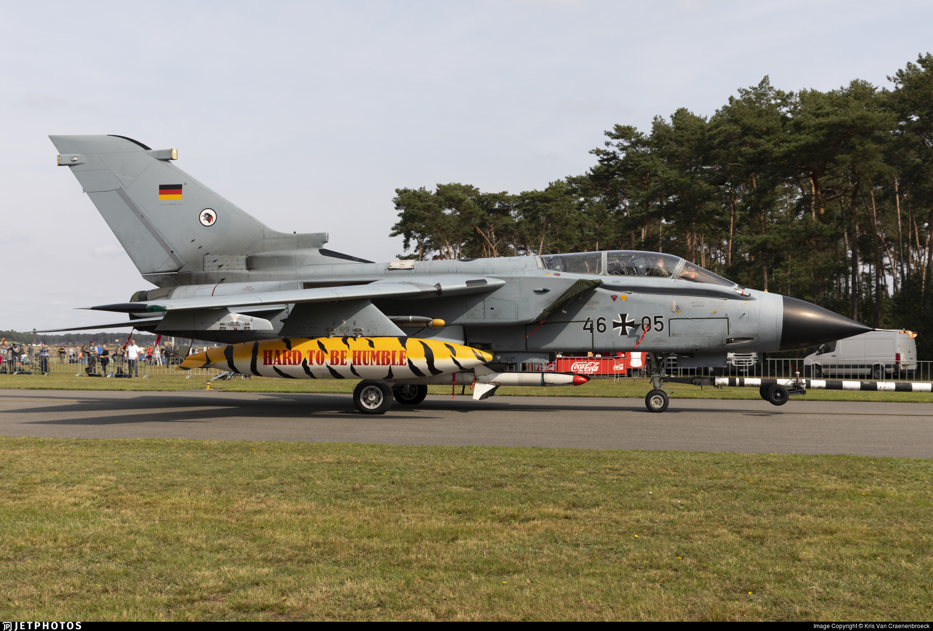 46-05 - Panavia Tornado IDS - Germany - Air Force