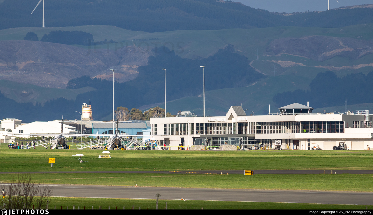 NZPM - Airport - Airport Overview