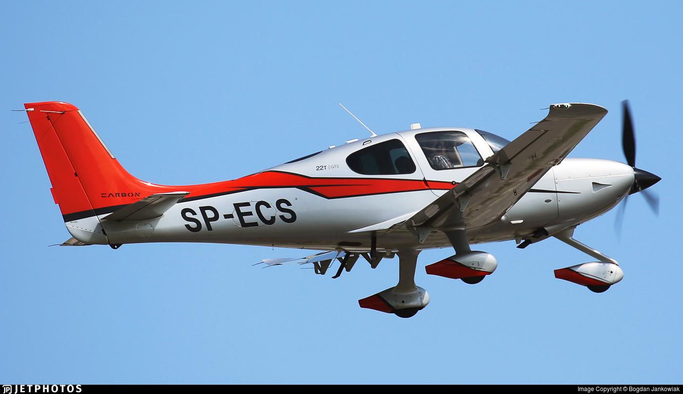 SP-ECS - Cirrus SR22T-GTS - Private