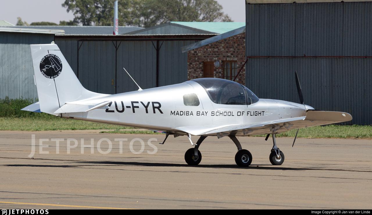 ZU-FYR - Airplane Factory Sling 2 - Madiba Bay School of Flight