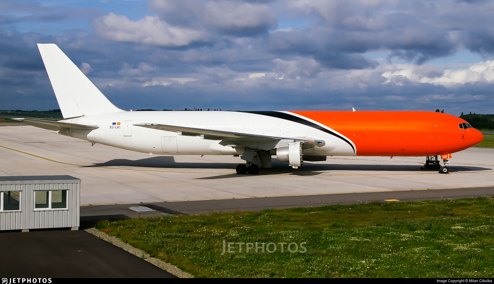 EC-LKI - Boeing 767-383(ER)(BDSF) - Gestair Cargo