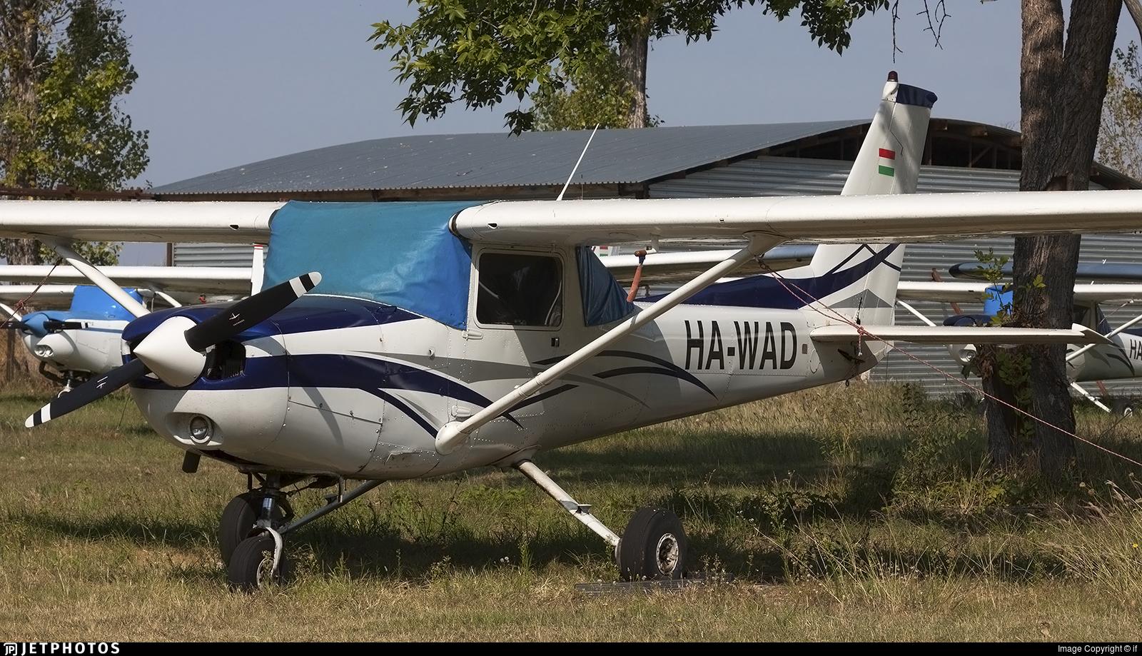 HA-WAD - Cessna 152 - Private