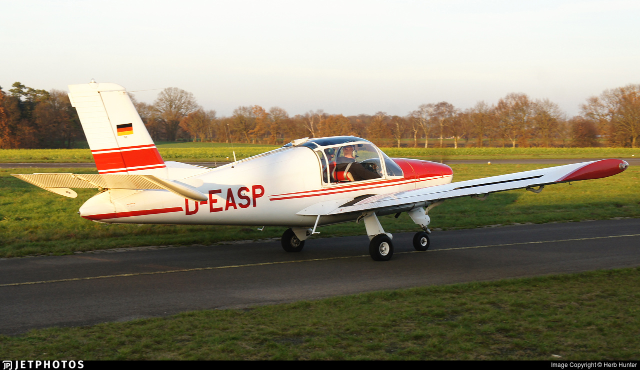 D-EASP - Morane-Saulnier MS-880B Rallye Club - Private