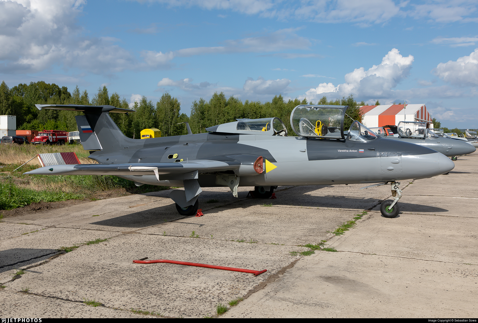 RF-00124 - Aero L-29 Delfin - Private