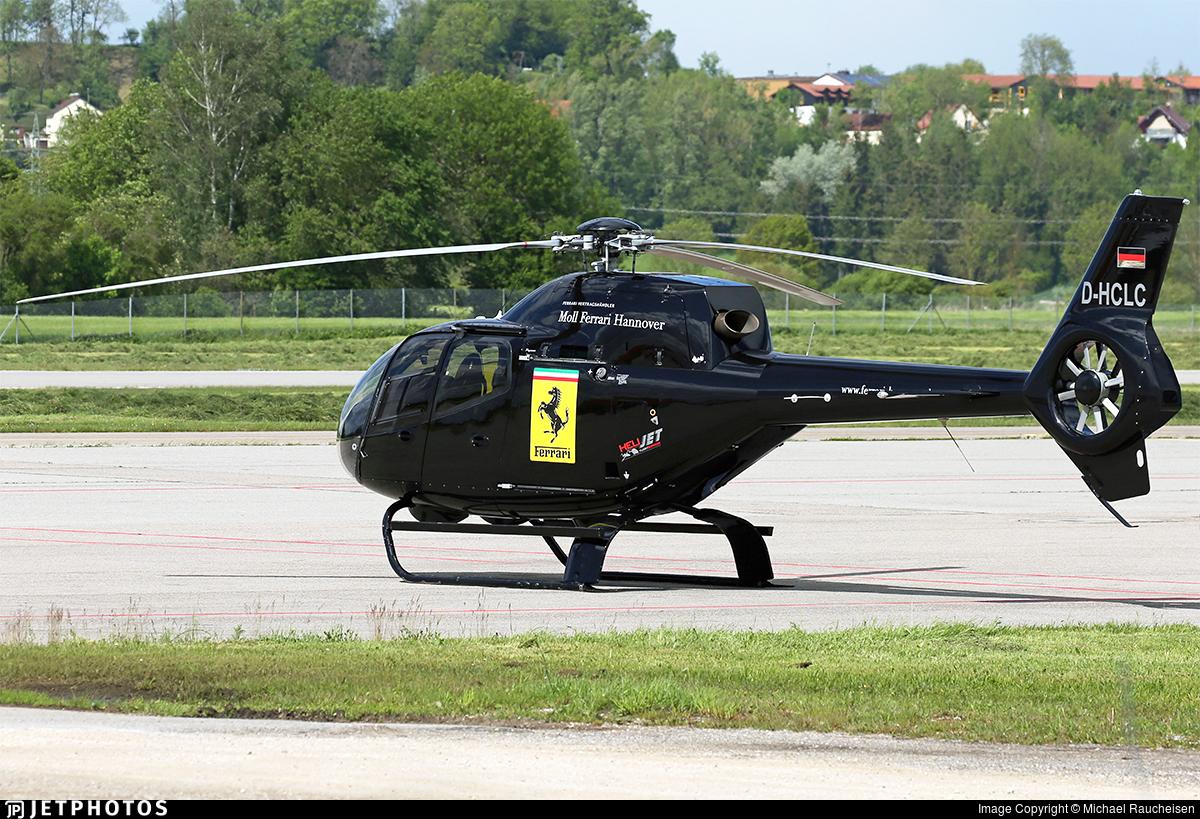 D-HCLC - Eurocopter EC 120B Colibri - HeliJet