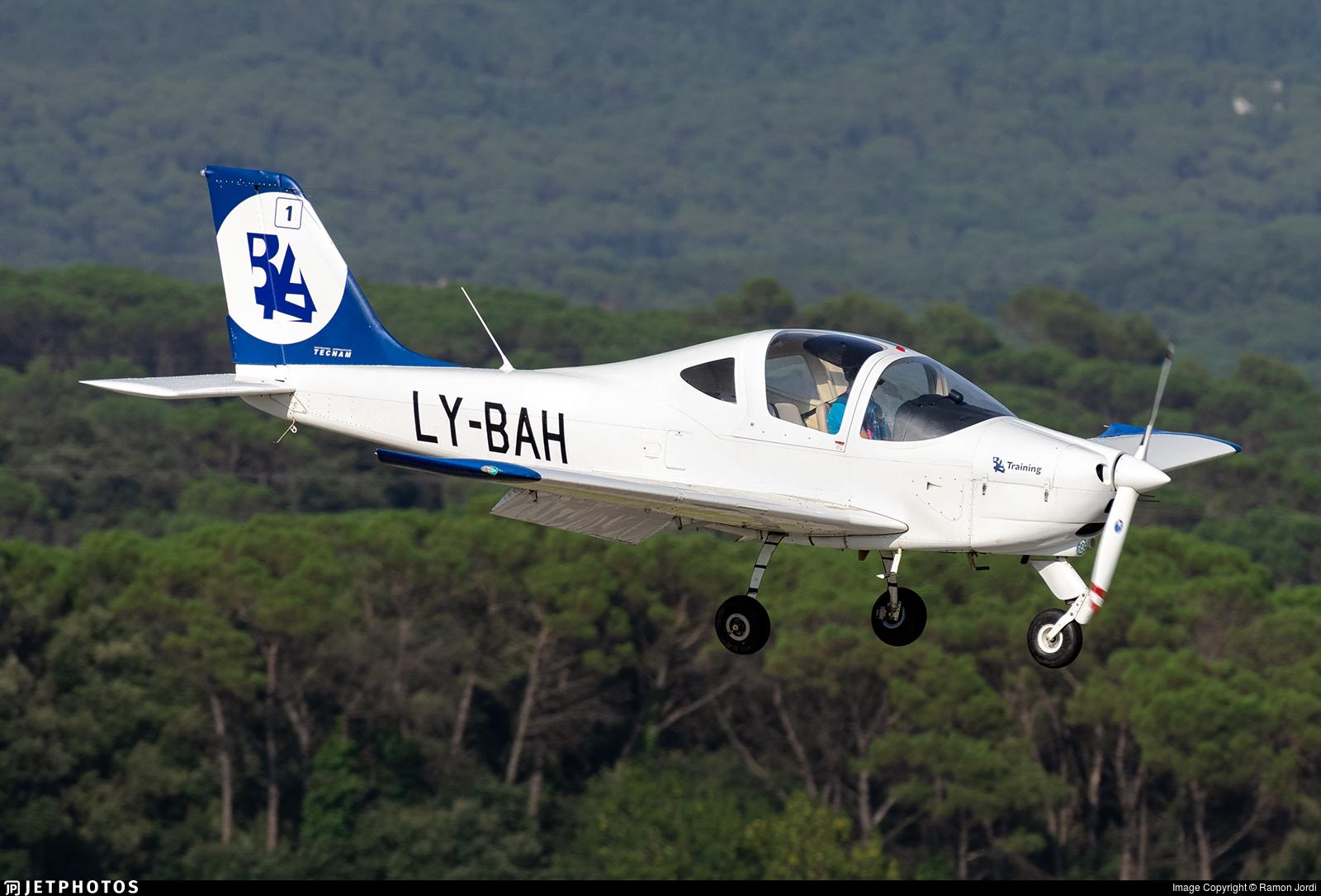 LY-BAH - Tecnam P2002JF Sierra - Baltic Aviation Academy