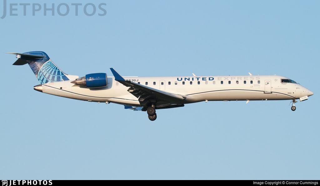 N553GJ - Bombardier CRJ-550 - United Express (GoJet Airlines)