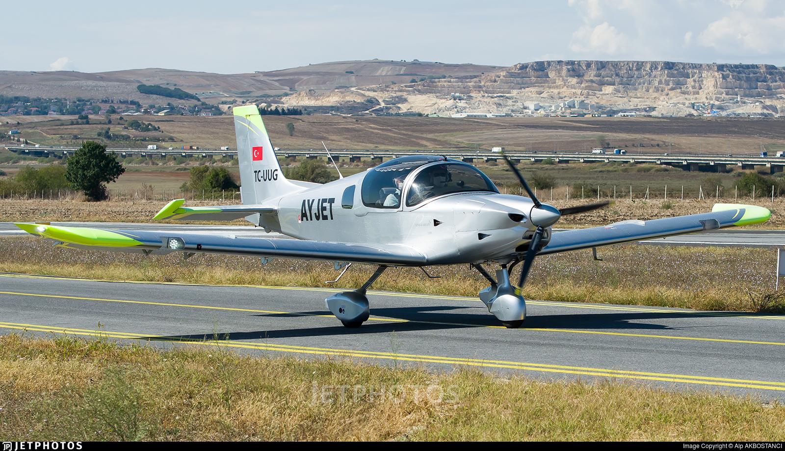TC-UUG - Sonaca 200 Pro - Ayjet