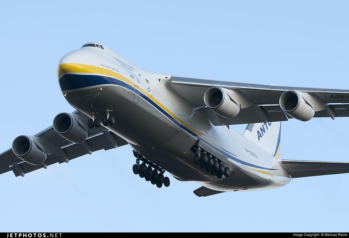 UR-82073 - Antonov An-124-100 Ruslan - Antonov Airlines