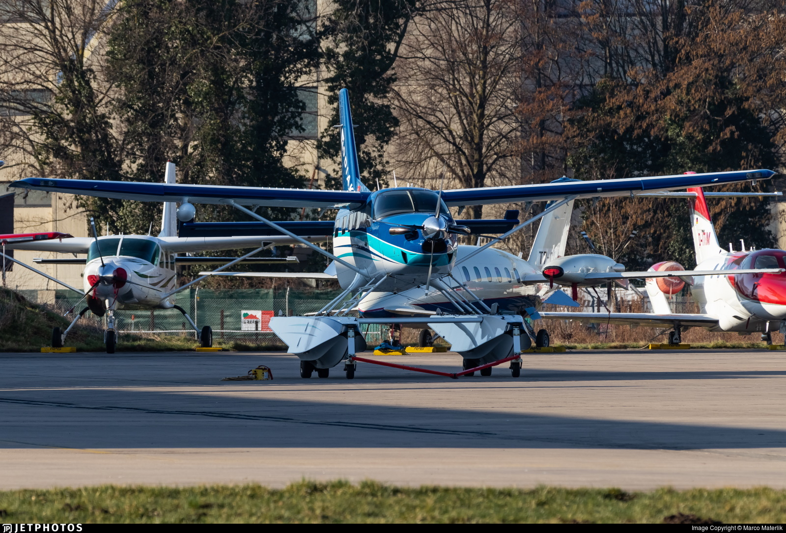 TC-KMK - Quest Aircraft Kodiak 100 - Private