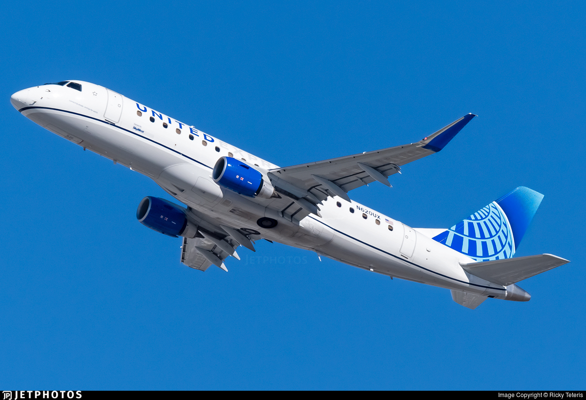 N620UX - Embraer 170-200LL - United Express (SkyWest Airlines)