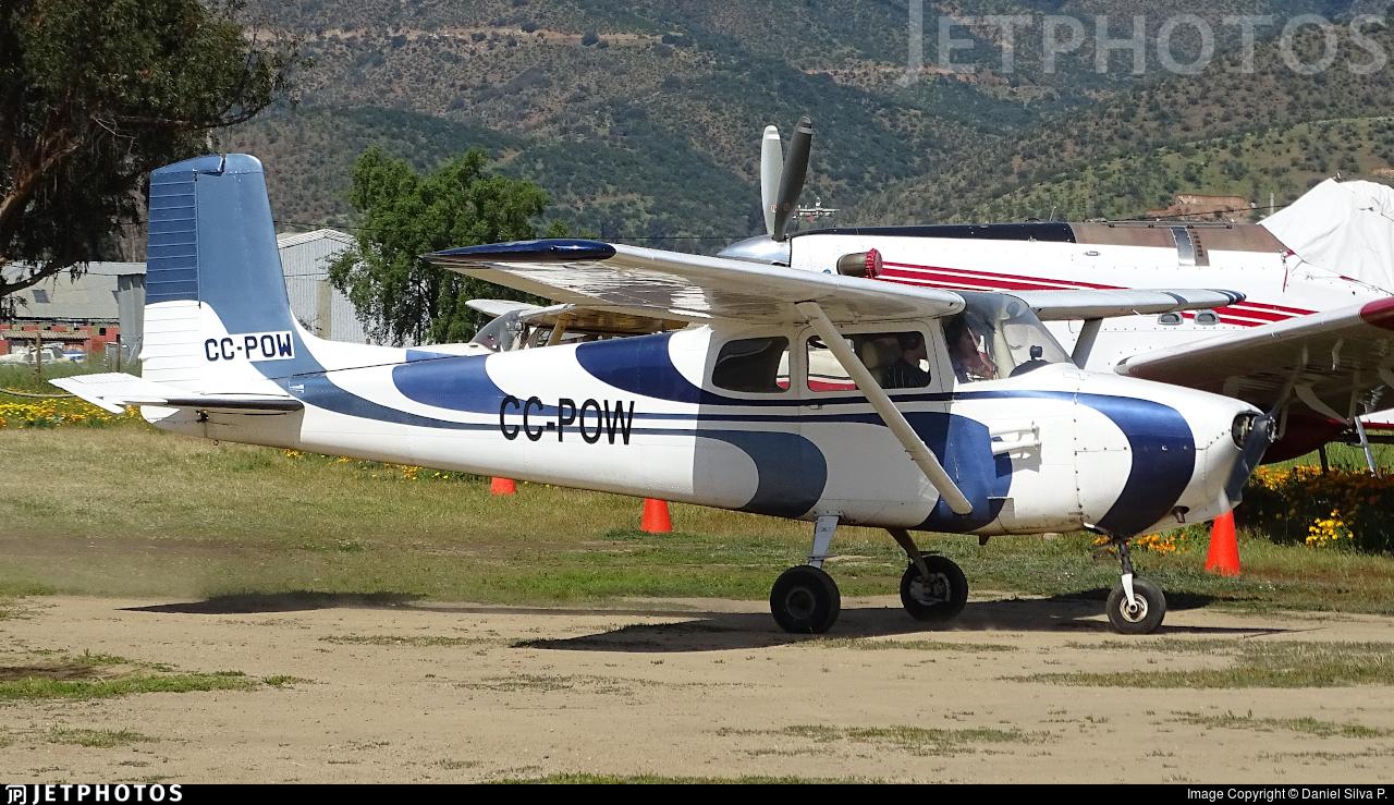 CC-POW - Cessna 172 Skyhawk - Private
