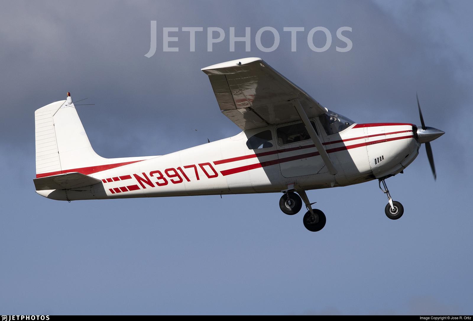 N3917D - Cessna 182A Skylane - Private