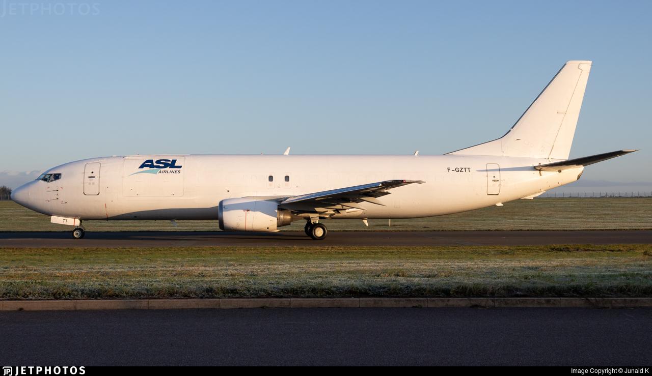 F-GZTT - Boeing 737-48E(SF) - ASL Airlines