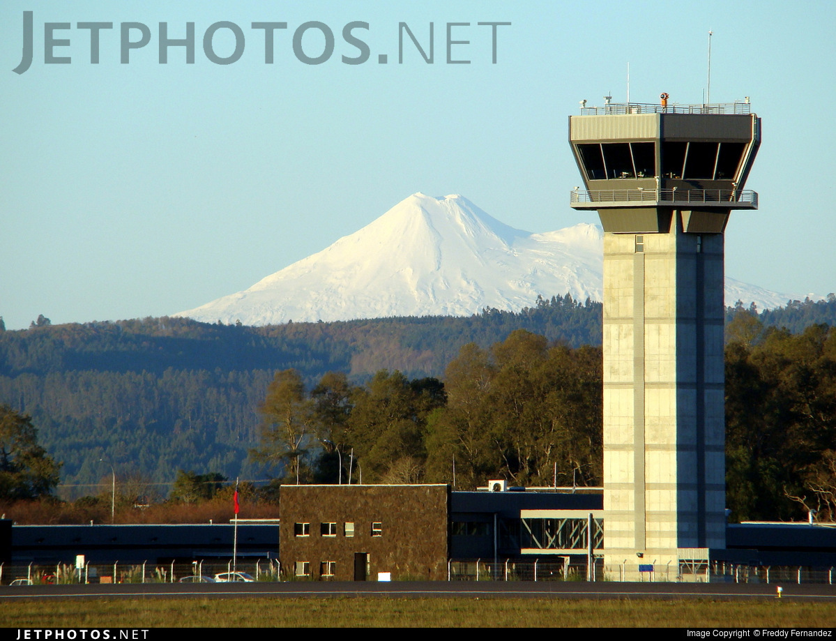 SCQP - Airport - Control Tower