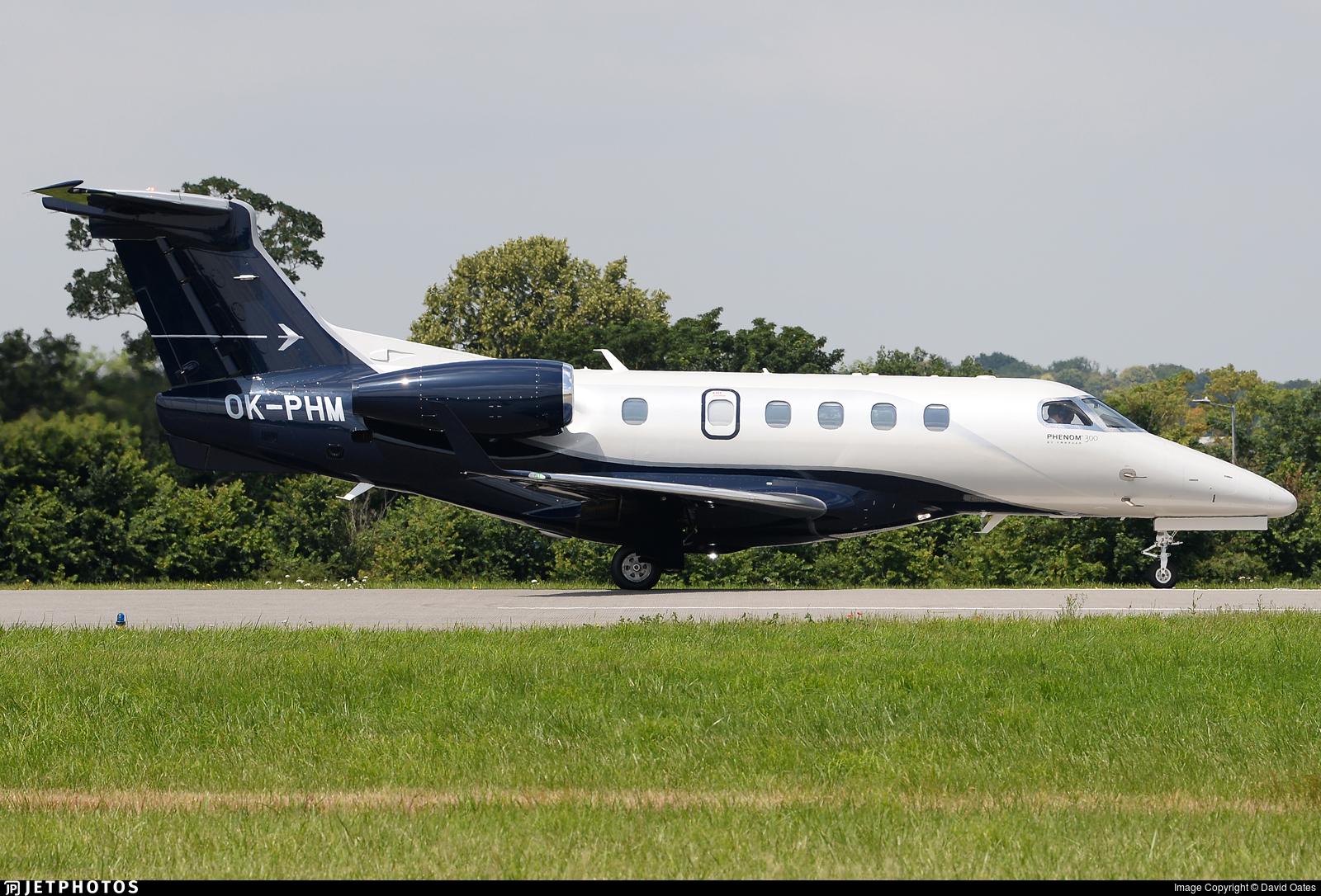 OK-PHM - Embraer 505 Phenom 300 - Atmospherica Aviation