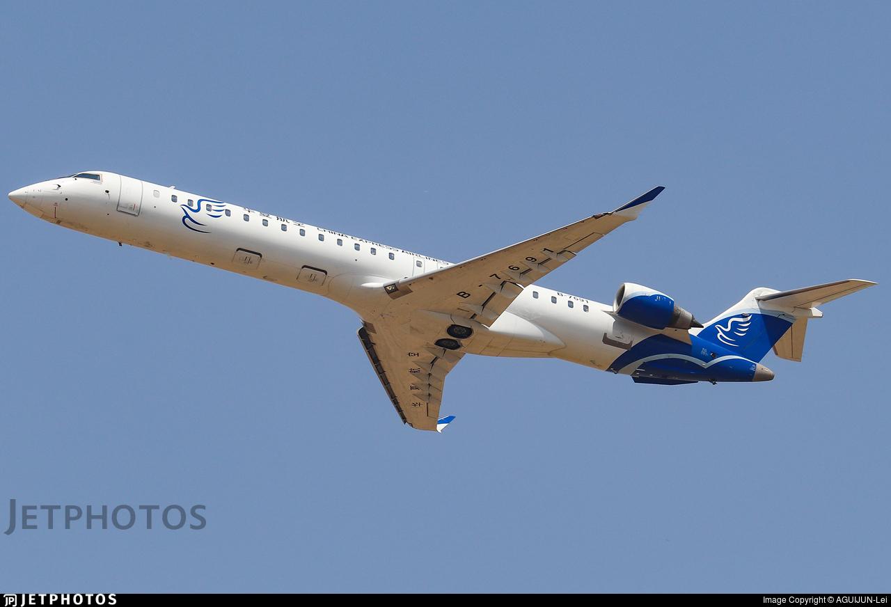 B-7691 - Bombardier CRJ-900LR - China Express Airlines