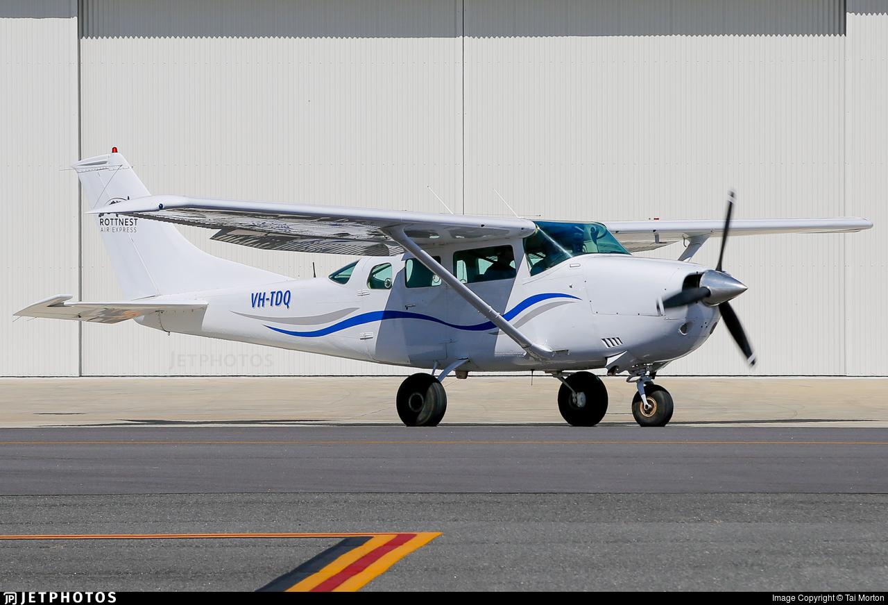 VH-TDQ - Cessna U206F Stationair 6 - Rottnest Air Express