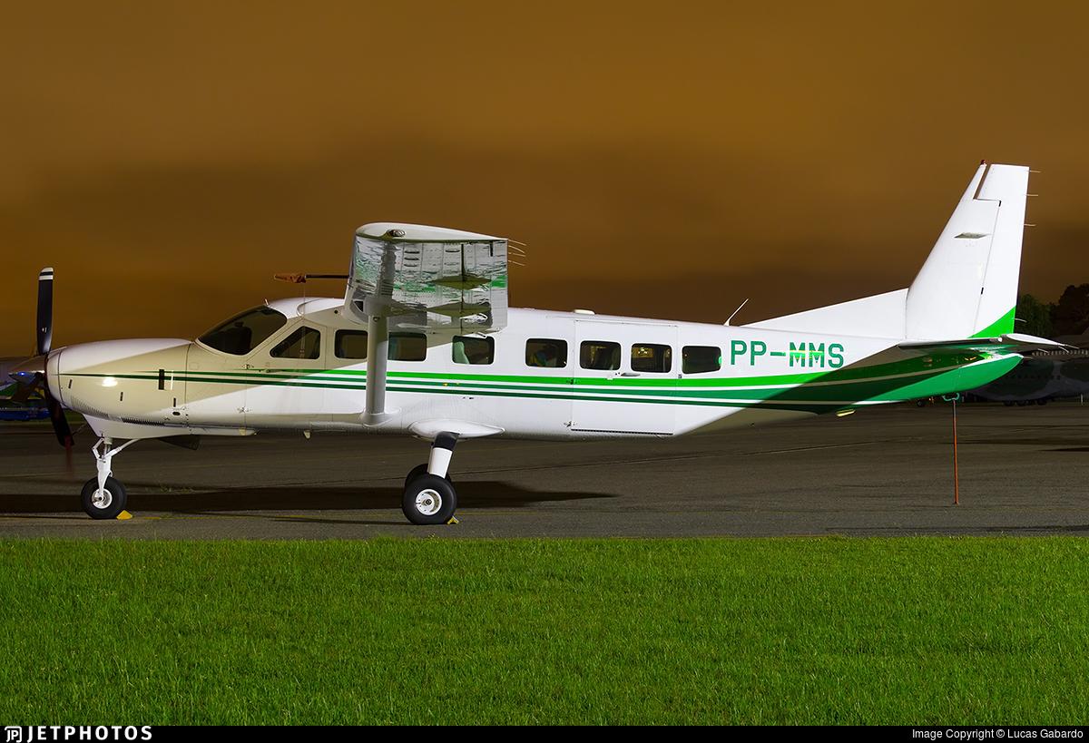 PP-MMS - Cessna 208B Grand Caravan - Brazil - Government of Parana