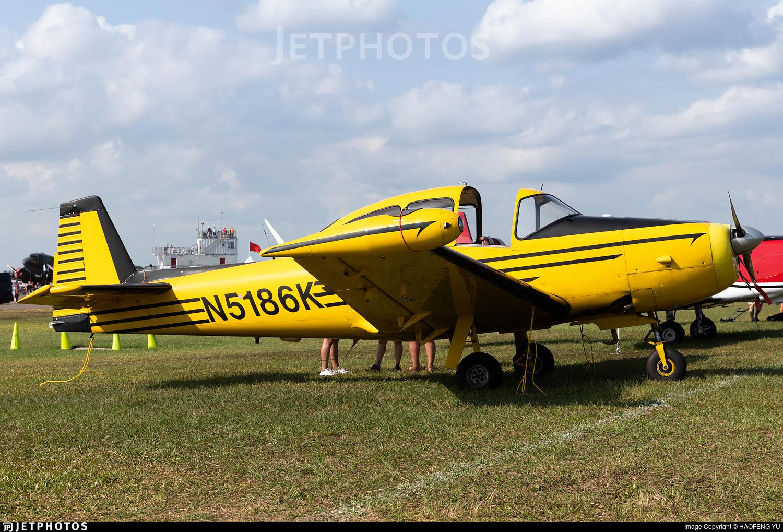 N5186K - North American Navion A - Private