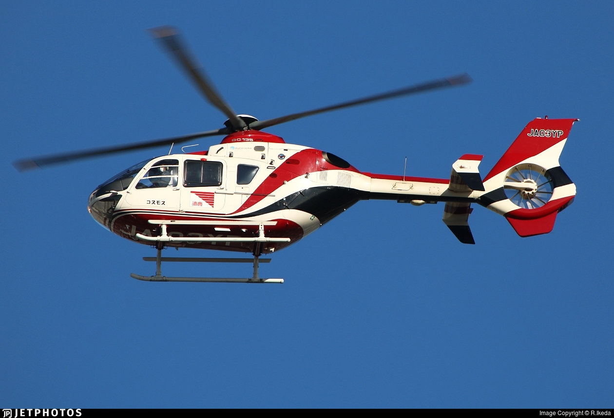 JA03YP - Airbus Helicopters H135 - Private
