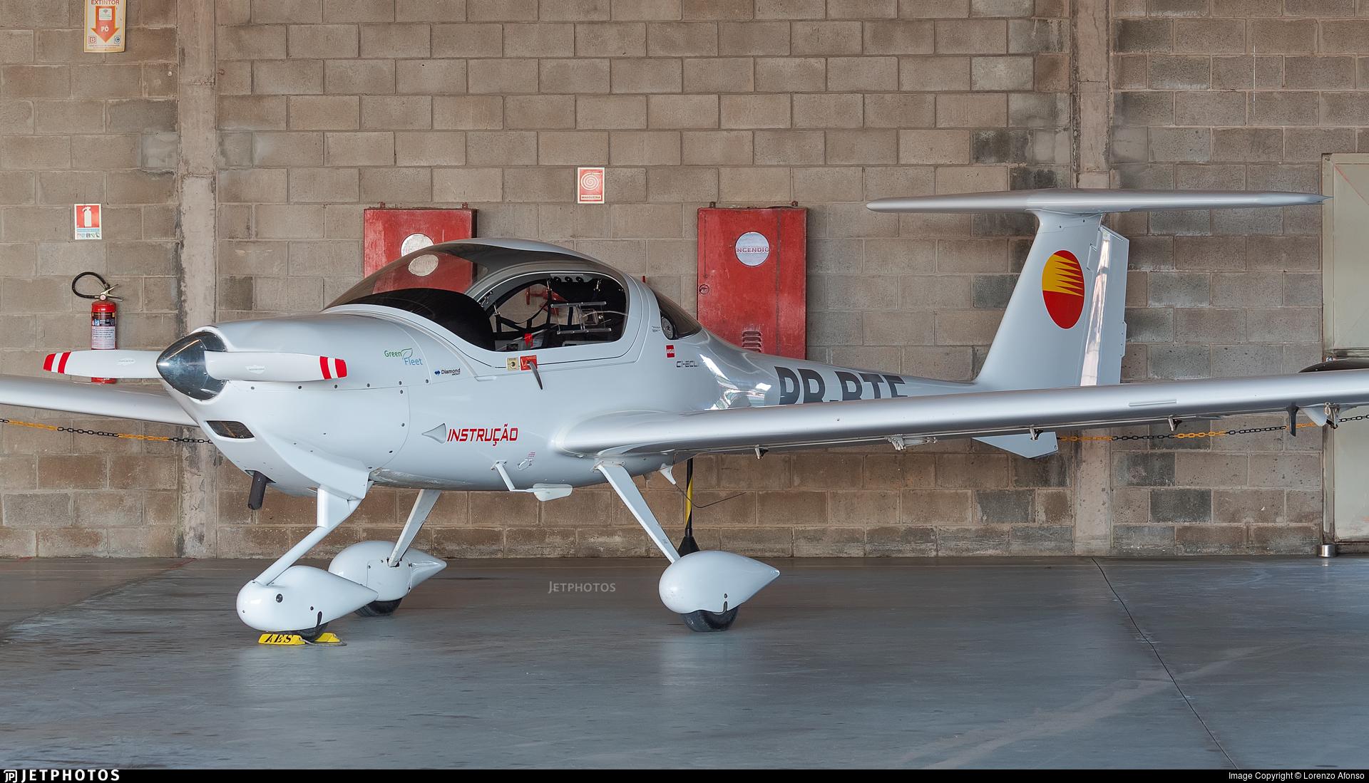 PR-BTF - Diamond DA-20-C1 Eclipse - Aero Club - Eldorado do Sul
