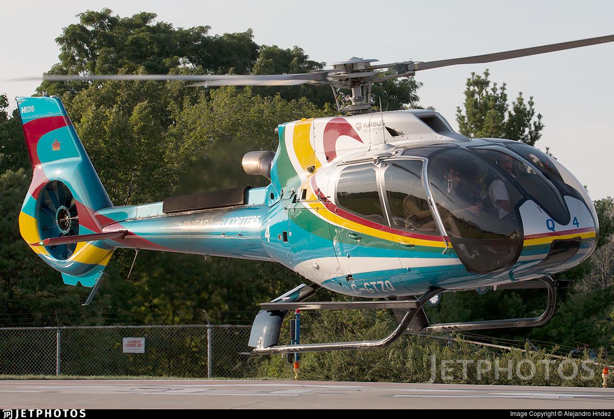 C-GTZQ - Eurocopter EC 130T2 - Niagara Helicopters