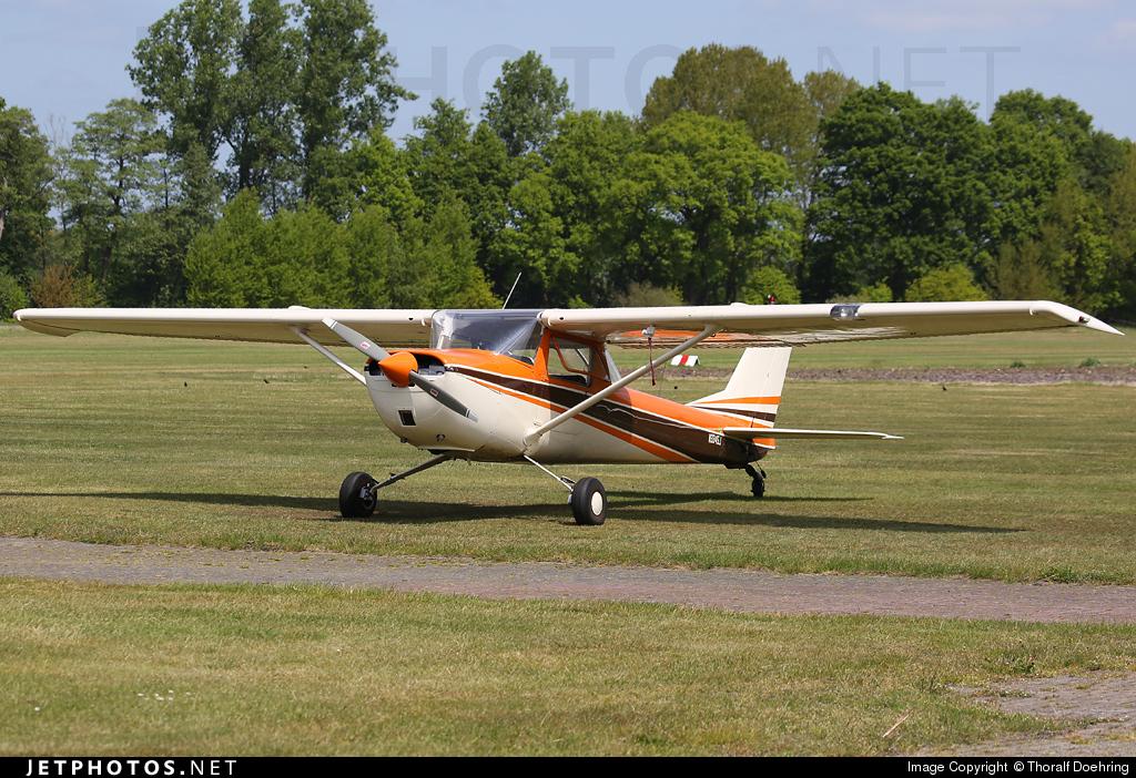 N3345J - Cessna 150G - Private