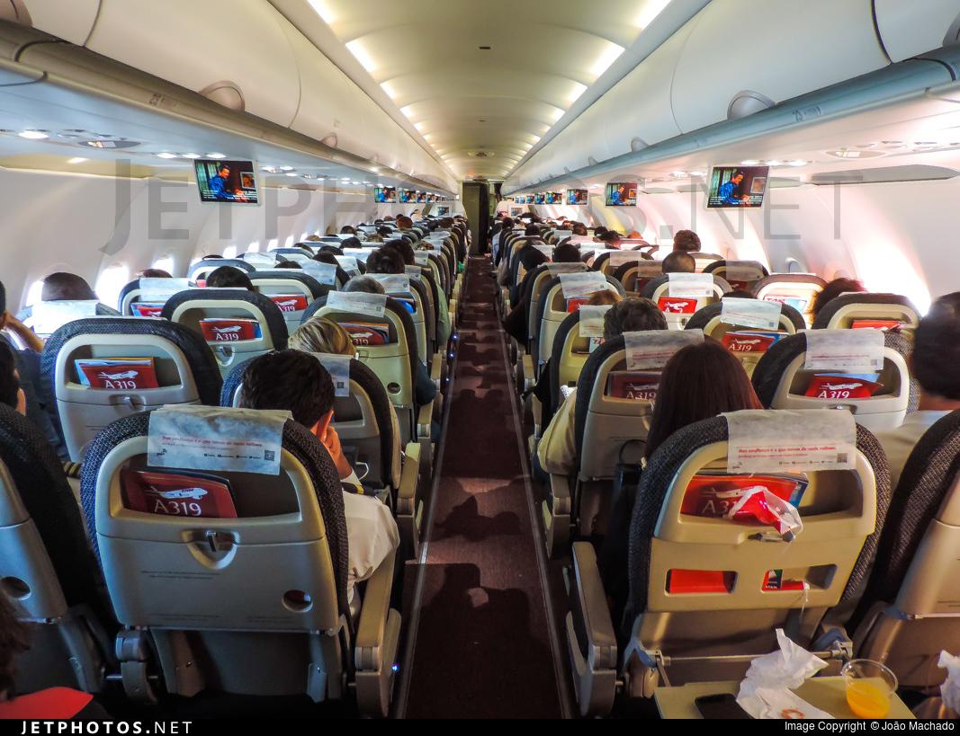 PR-MYL - Airbus A319-112 - TAM Linhas Aéreas
