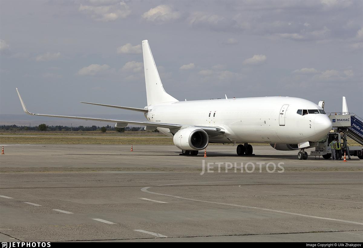 4L-TIG - Boeing 737-804(SF) - Georgian Airways