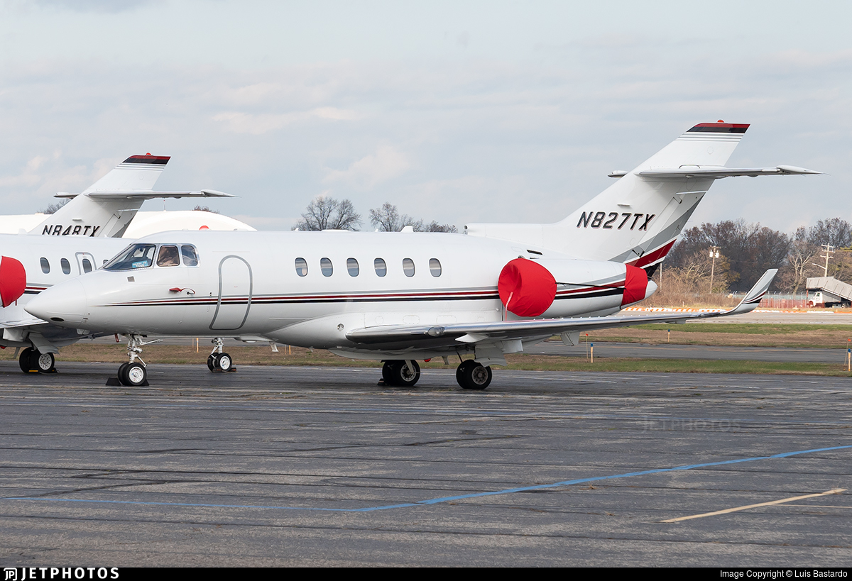 N827TX - Hawker Beechcraft 900XP - Private