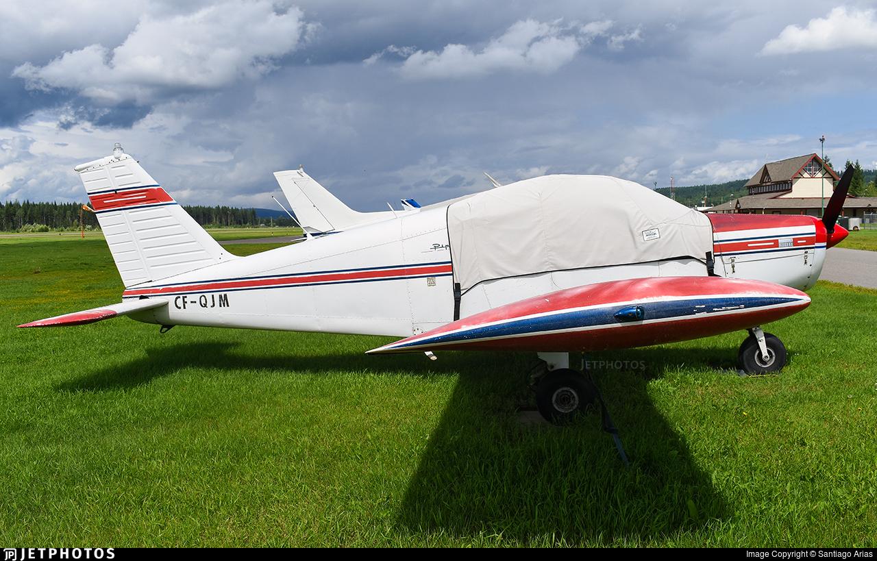 C-FQJM - Piper PA-28-140 Cherokee - Private