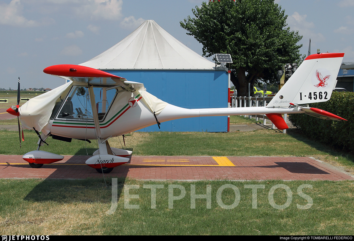 I-4562 - Fly Synthesis Storch HS - Private