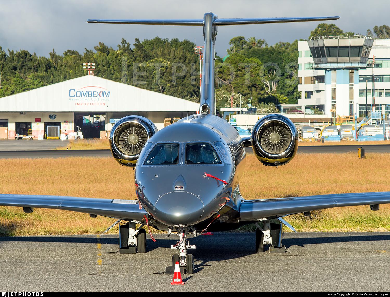 N1Y - Embraer EMB-550 Legacy 500 - Randolph Aviation