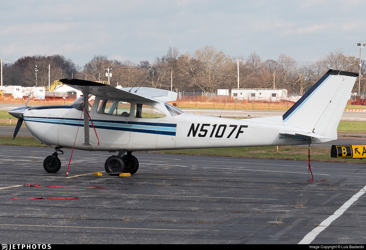 N5107F - Cessna 172H Skyhawk - Private