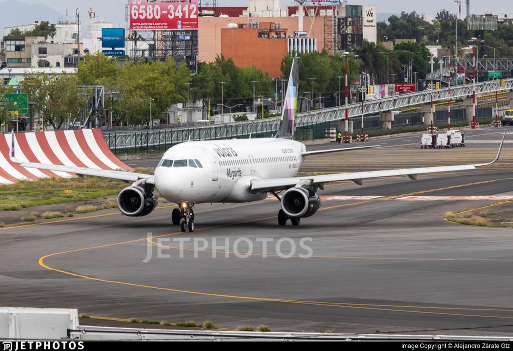 N524VL - Airbus A320-233 - Volaris