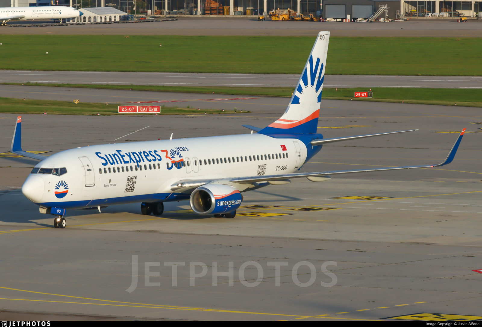 TC-SOO - Boeing 737-8AS - SunExpress