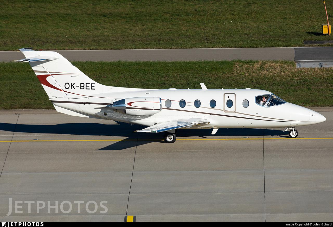 OK-BEE - Hawker Beechcraft 400A - Private