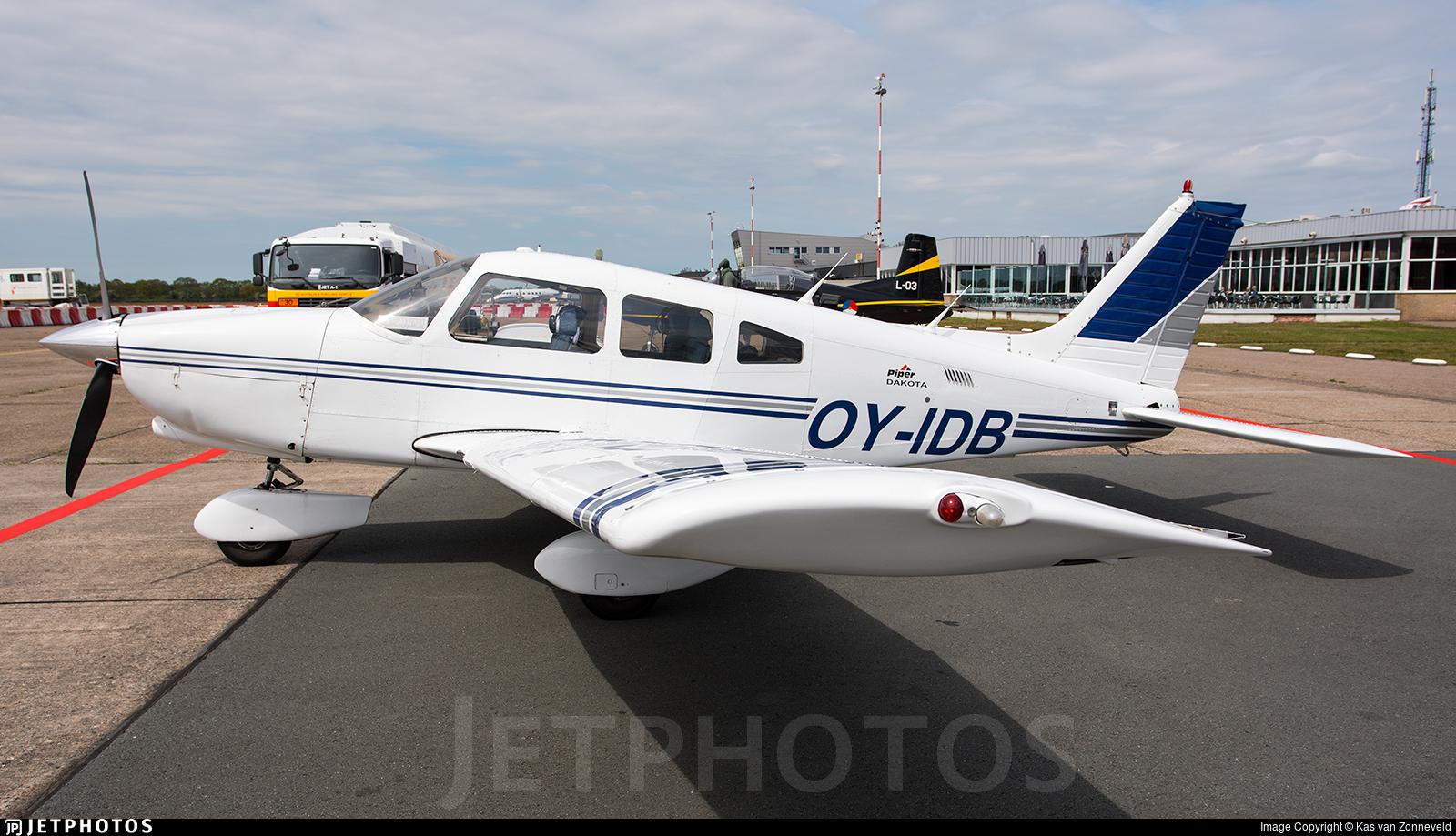 OY-IDB - Piper PA-28-236 Dakota - Private