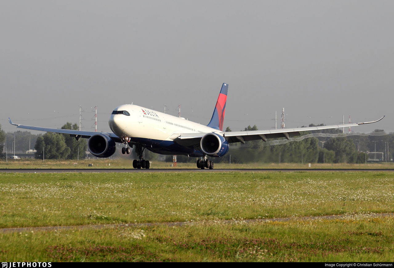 N405DX - Airbus A330-941 - Delta Air Lines