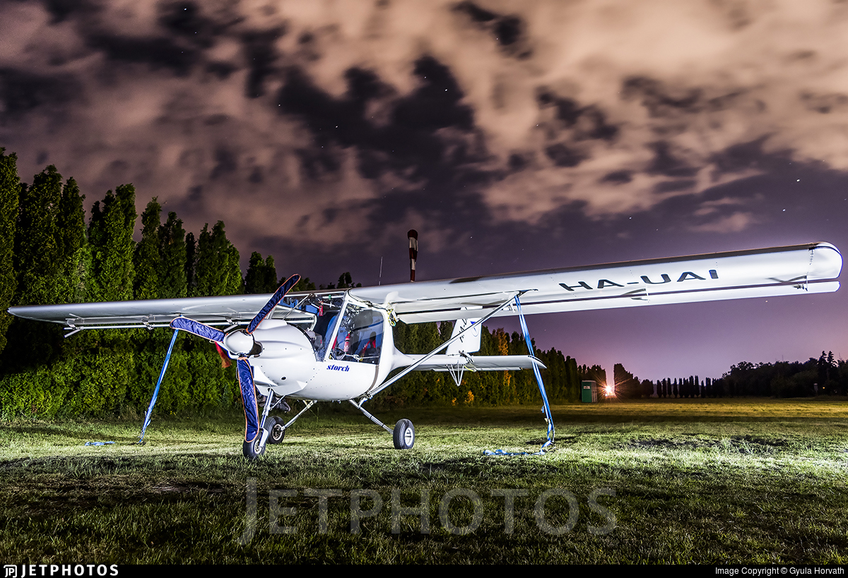 HA-UAI - Fly Synthesis Storch S - Private