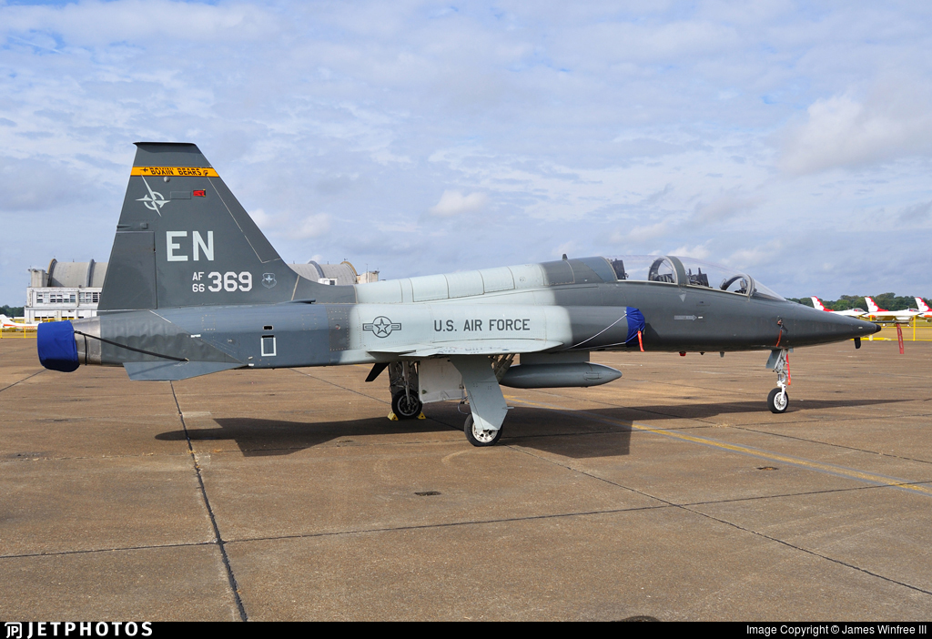 66-4369 - Northrop T-38C Talon - United States - US Air Force (USAF)