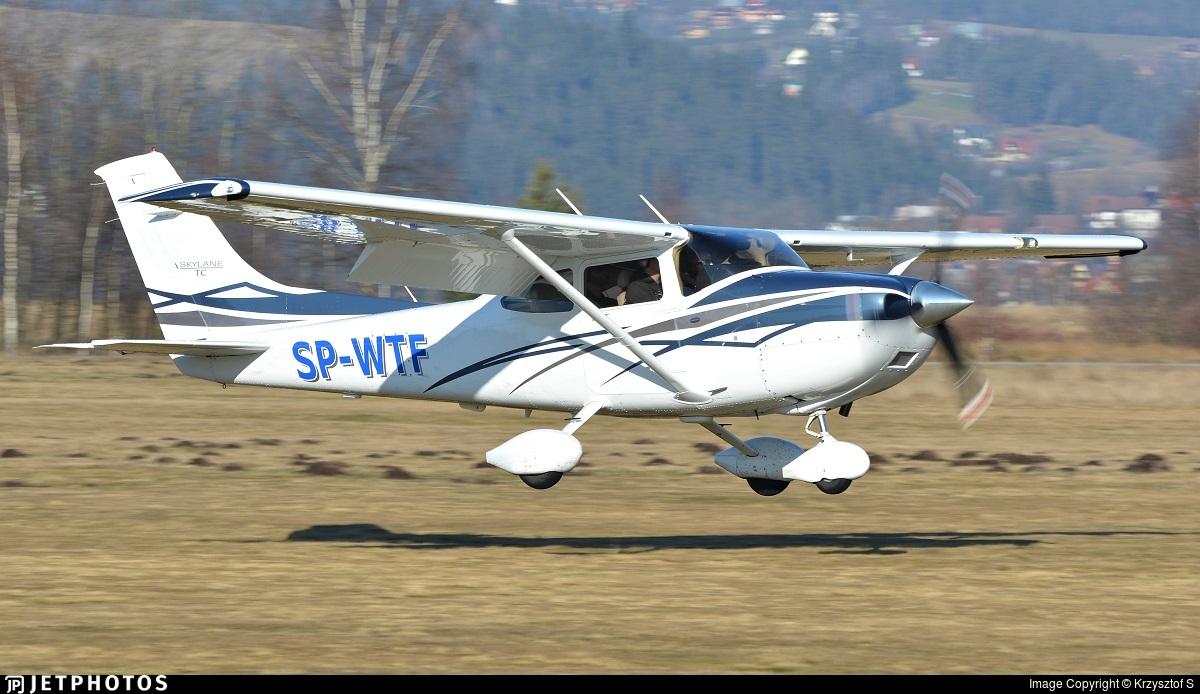 SP-WTF - Cessna T182T Skylane TC - Private