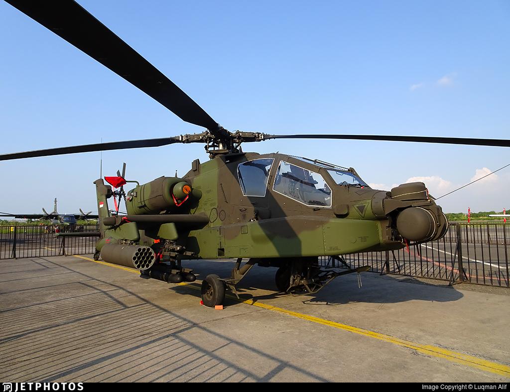 HS-7213 - Boeing AH-64E Apache Guardian - Indonesia - Army