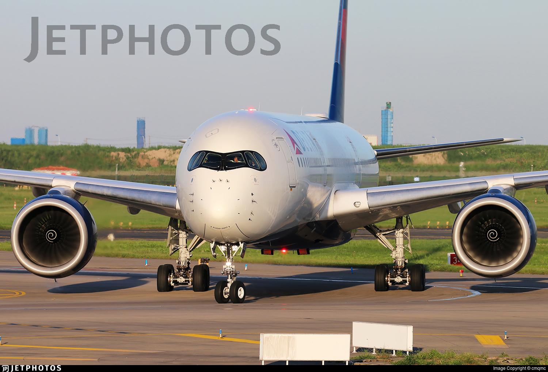 N507DN - Airbus A350-941 - Delta Air Lines