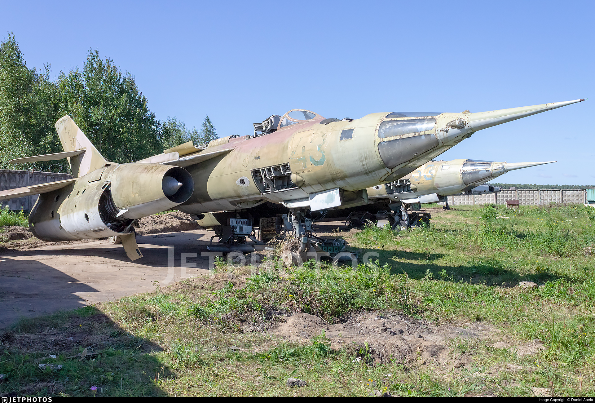 43 - Yakovlev Yak-28PP Brewer E - Soviet Union - Air Force