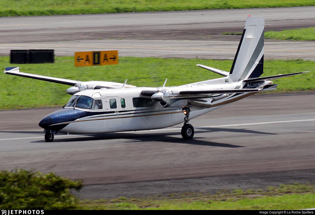 N559CG - Rockwell 690B Turbo Commander - Private
