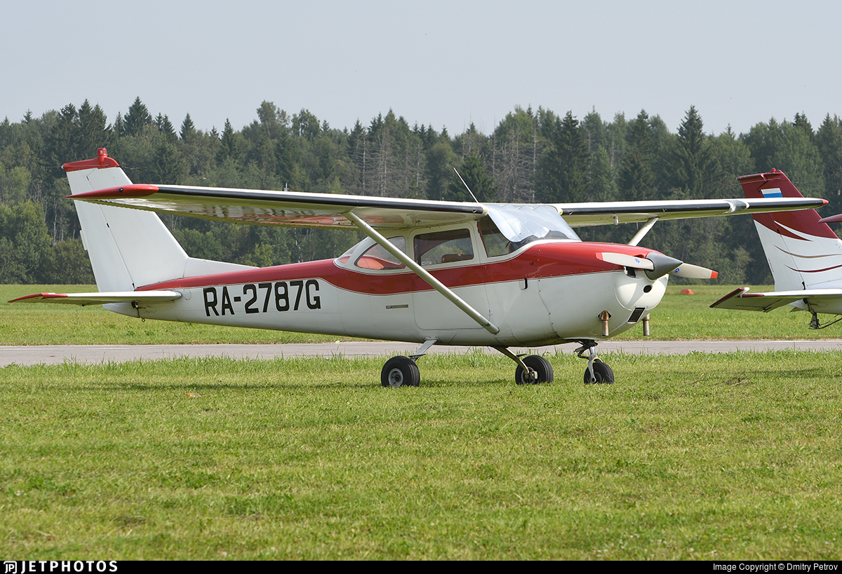 RA-2787G - Reims-Cessna F172D Skyhawk - Private