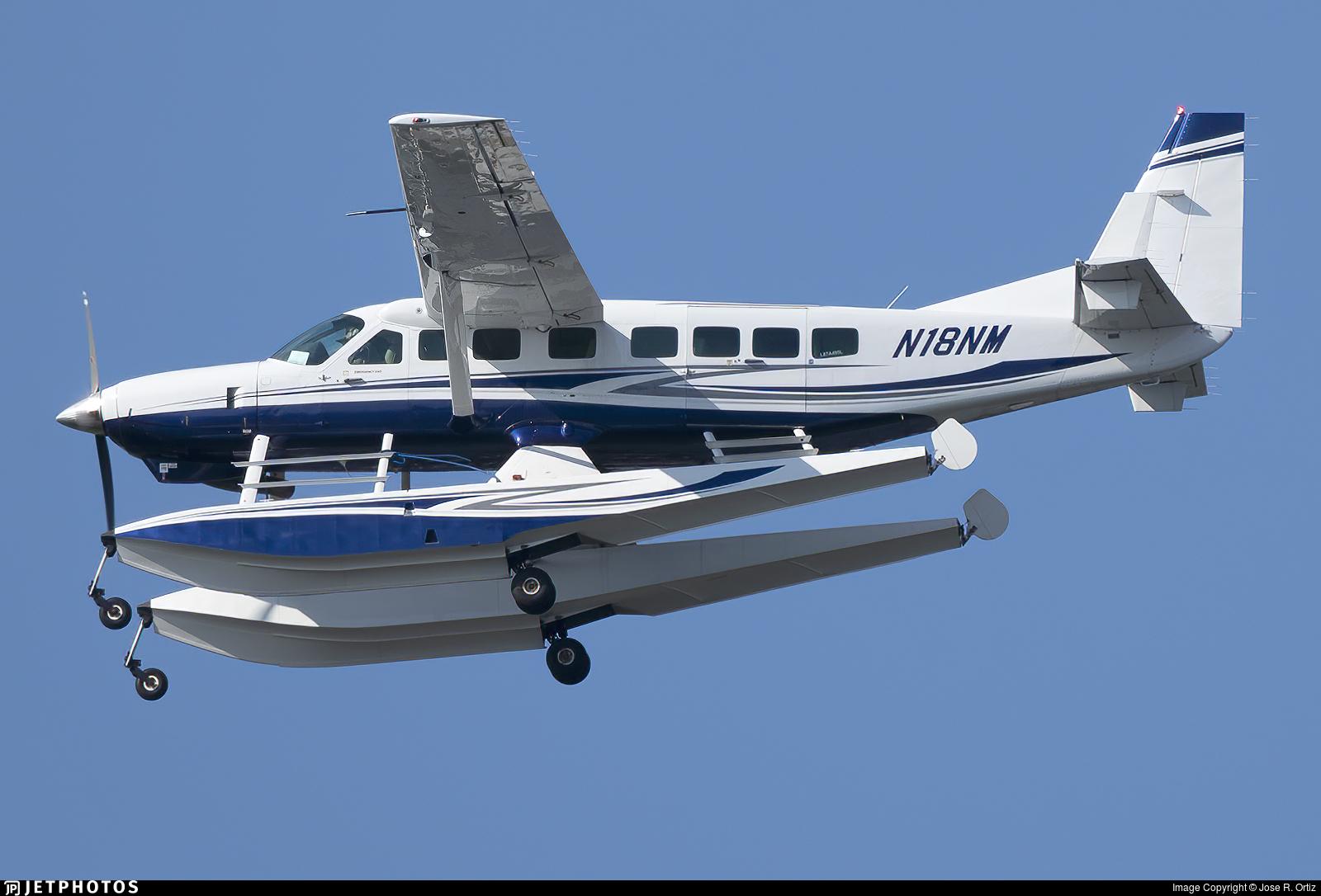 N18NM - Cessna 208B Grand Caravan EX - Private