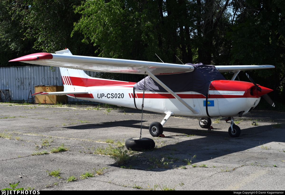 UP-CS020 - Cessna 172M Skyhawk II - Private